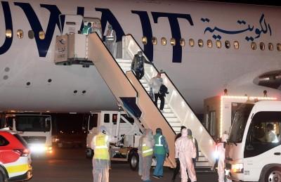 科威特隔離者安置五星酒店 民眾挑三揀四不滿肉太肥