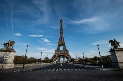 美確診再增逾2.7萬 法國增1.1萬 累計破10萬超過德國