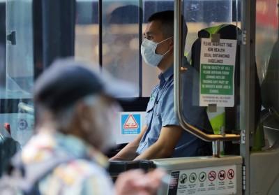 澳洲政府:蓄意吐口水散播病毒  恐處無期徒刑