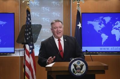 美國務卿推文謝台灣!讚許「抗疫世界典範」