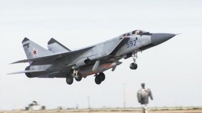 軍情動態》俄米格-31戰機軍演 在北極飛行到最大高度1.7萬公尺