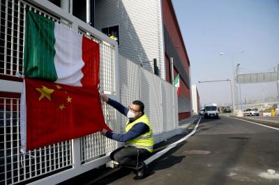 武漢肺炎》假的!義大利作家揭「中國援助防疫」真相