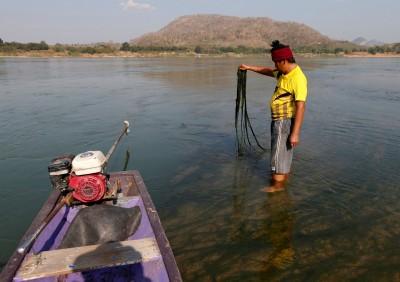 中國又說謊? 新研究:中方建大壩確實壓縮湄公河下游水位
