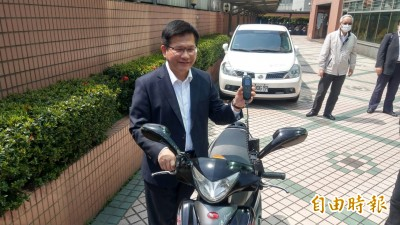 藍營設佳龍華航改名計時器 林佳龍:國人更關心何時改台灣國民黨