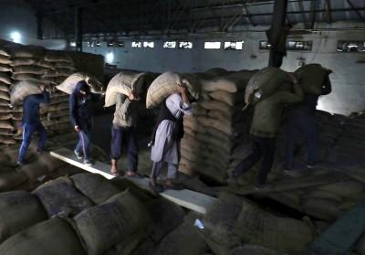 不只買光全球口罩 陳吉仲:中國上月全球搶購5000萬噸稻米