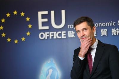 武漢肺炎》台灣再現零確診 歐盟代表讚:如同守住中國感染潮