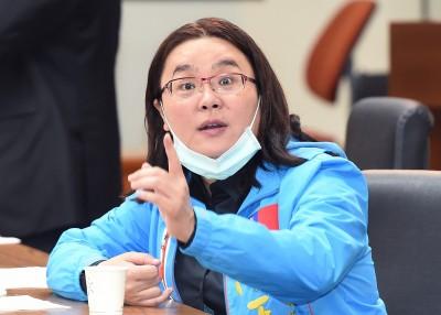 網推「KMT反攻大陸計時器」 陳玉珍怒:民進黨不值得期待