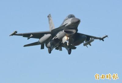 軍情動態》美售摩洛哥空射「魚叉」飛彈 強化F-16反艦能力