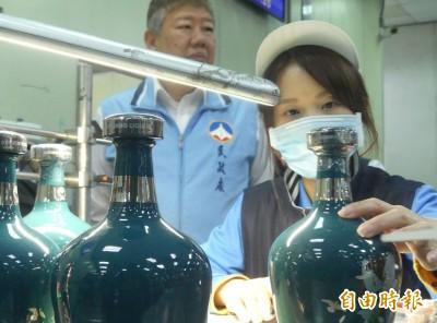 武漢肺炎》金酒估年營收少25~30億 67年來首度面臨減產