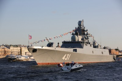 軍情動態》俄軍最新護衛艦進行最終測試 預計6月前交付