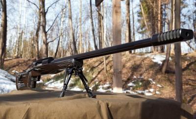 軍武新知》射程高達3公里!俄羅斯開發出全球最致命狙擊槍
