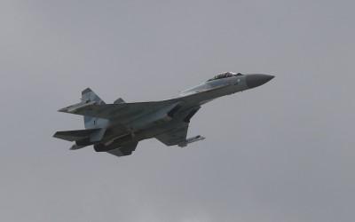軍情動態》4天內2次! 俄Su-35攔截挑釁美P-8A巡邏機