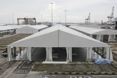 東南亞疫情延燒 新加坡確診增618例 印尼再添396例