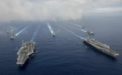 全球軍事支出增幅10年來最高 首見2亞洲國家擠入前3