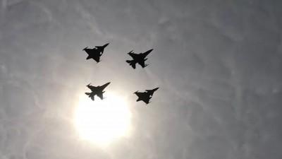 軍情動態》歐洲6國空軍波羅的海聯演 加強協調能力