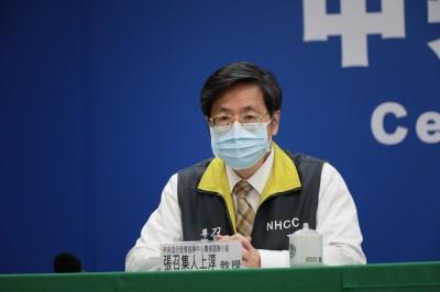 武漢肺炎》國內首見出院又復陽 張上淳:病毒低應不會傳染