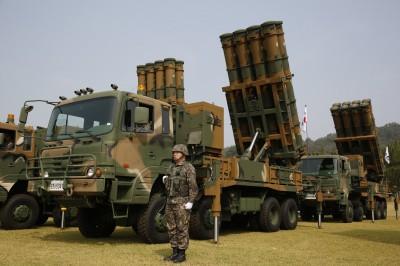 軍情動態》南韓自製鐵鷹防空飛彈 已全數交付軍隊