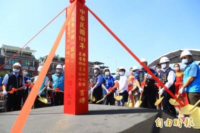 中市35年木龍橋  橋面拓寬至6.6公尺