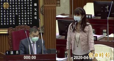 議員批稽查KTV資料須府級同意才給 黃珊珊:是要求同步給府級