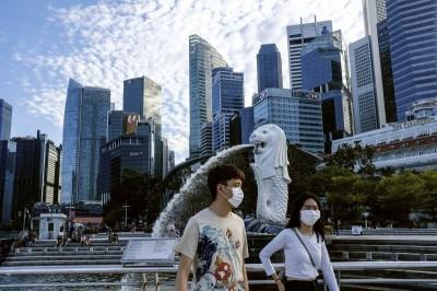 武漢肺炎》新加坡增690人確診 全國突破15000例