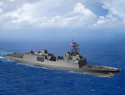 軍情動態》美海軍新世代飛彈巡防艦生產計畫 由義大利船廠得標