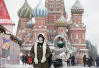 武漢肺炎》俄羅斯日增7933例確診創新高!累計破11萬人染病
