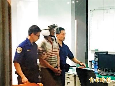 殺警凶嫌無罪交保 嘉檢二度提抗告並聲請監護宣告