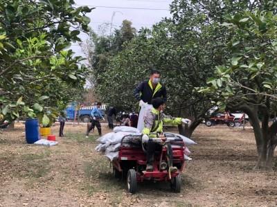 南市農業局設免費諮詢專線 提供農民洽詢紓困振興措施