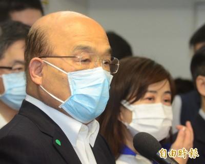 殺警判無罪 蘇貞昌:一名醫師鑑定就夠?
