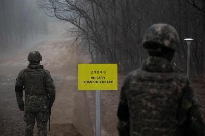 軍情動態》兩韓昨前線哨所駁火 北韓使用武器曝光