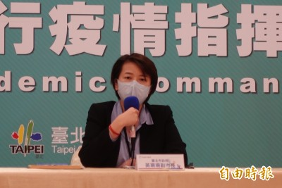稱消防局長請辭是負責任的表現 黃珊珊:不會規避相關責任