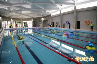 武漢肺炎》配合防疫新生活  嘉縣有條件開放學校游泳池