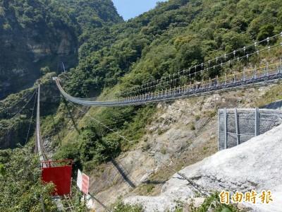 雙龍瀑布秘境有亮點! 「好漢坡」有巨蛇、急流水道