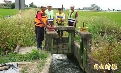 台南水情轉黃燈 嘉南農田水利會長:雨季前供水仍夠