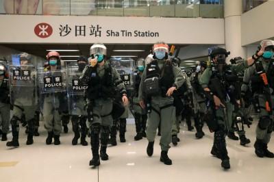 中國趁疫情打擊民主派 港澳辦:黑暴不除,香港不寧
