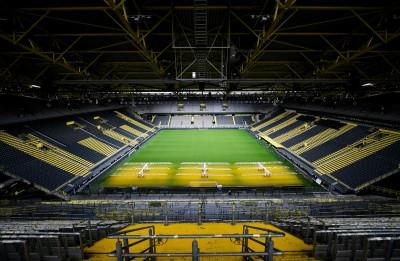 德國再放寬限制 德甲5月下半月閉門復賽