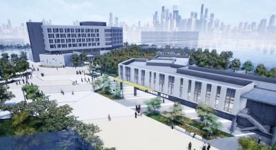 台科大新竹校區5億建國際書院與產學大樓 2022年中完工