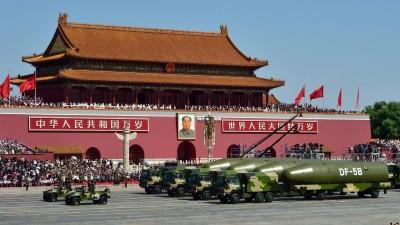 官媒總編胡錫進稱核彈應衝到千枚 華春瑩:中國有言論自由