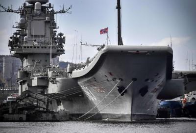 軍情動態》俄國唯一航艦有望2022年重返  攻守兩端皆獲升級