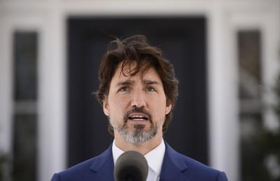 武漢肺炎》加拿大總理感謝台灣捐助口罩  外交部暖心回應