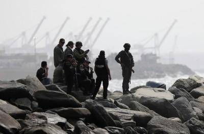 指哥倫比亞介入政變 委內瑞拉繳獲3艘輕型戰鬥艇