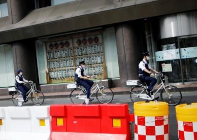 日本疫情催生正義魔人 「自肅警察」成為新社會現象