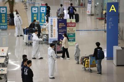 武漢肺炎》境外病例續增 南韓宣布︰所有入境者都要採檢
