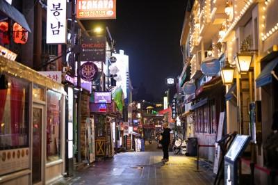 南韓夜店群聚感染傳播快!4天54人確診 從首爾擴散到濟州島