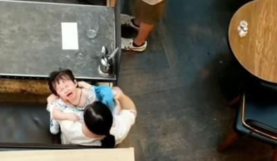香港人反抗》警方鎮暴讓幼童「中椒」 港人嘆:稚子何辜