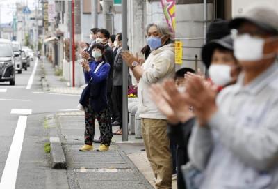 疫情緩解 日本擬14日解除34縣的緊急事態宣言