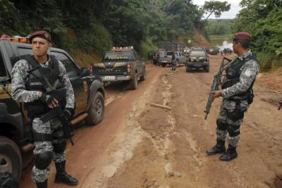 疫情加劇濫伐激增  巴西派兵保護亞馬遜雨林