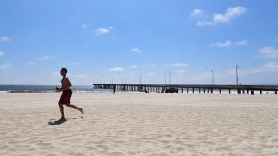 洛杉磯週三重新開放海灘 只能做這3件事