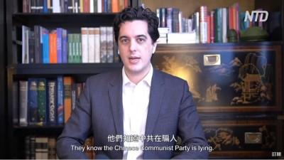 美國資深記者盛讚:台灣防疫最強工具就是拒信中共謊言