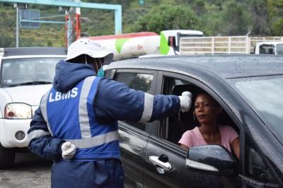 武漢肺炎》非洲最後淨土 賴索托首見確診病例